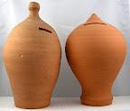 Terracotta.