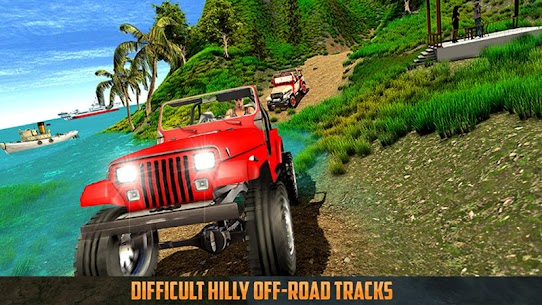 Offroad Jeep Driving Adventure Game 1