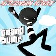 Grand Jump Stickman Flight