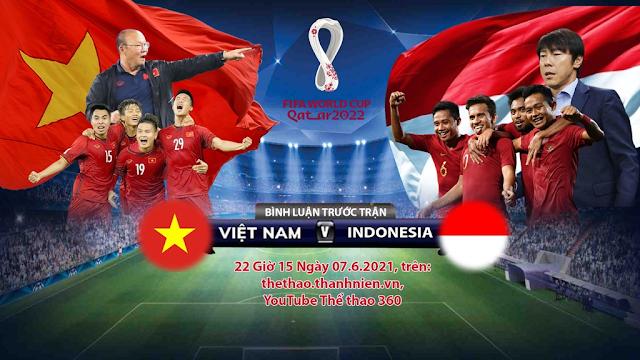 Dự đoán kết quả trận đấu Việt Nam - Indonesia nhận ngay VPS 30 ngày miễn phí