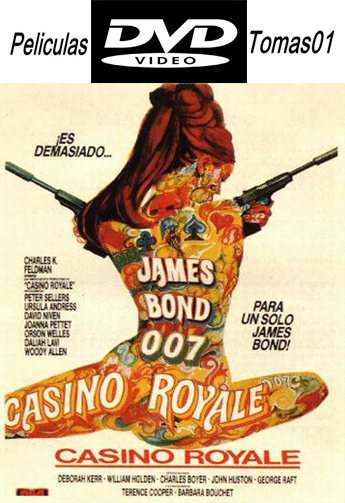 Casino Royale (1967) DVDRip