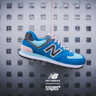 zapatillas new balance de mujer wl574 bfl spring pack