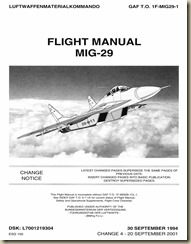 German Mig-29A Flight Manual_01