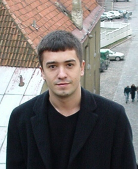 Dolgachev Portrait, Dolgachev