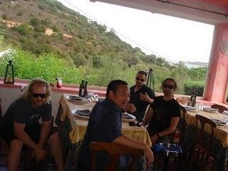 Pua Tyler Durden With Other Puas In Caffee, Tyler Durden