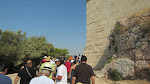 Lots of people want to see the Acropolis.  Lots.