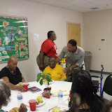 PHCC Senior Thanksgiving Luncheon - 2011