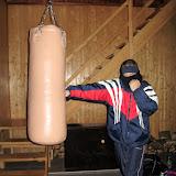 Soustředění kondičního boxu podzim 2007