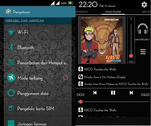 RevoOs v 2 - Custom ROM Samsung Galaxy V SM-G313HZ
