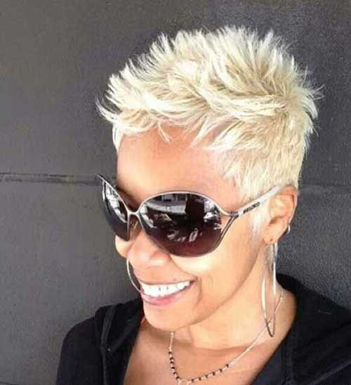 Short Spiky Pixie Haircut 2017 Style You 7