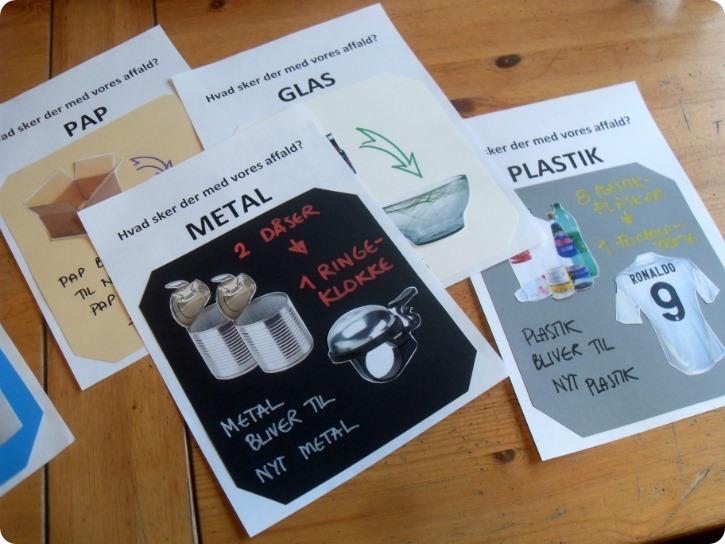 Genbrug og affaldssortering