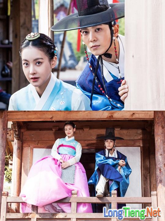 9 phim truyền hình Hàn được chờ đợi trong năm 2017 - Ảnh 10.