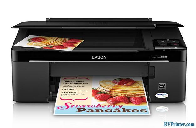 Epson Stylus NX125 Printer for Daily Use