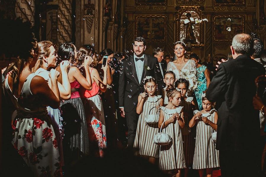 Wedding photographer Valery Garnica (focusmilebodas2). Photo of 23.05.2018