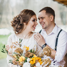 Wedding photographer Darya Rogova (DashaEzhik). Photo of 02.01.2018