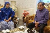 Andi Nurpati Solidkan Barisan Partai Demokrat Kabupaten Sidrap Sulsel