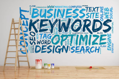 How many keywords should be in a post?