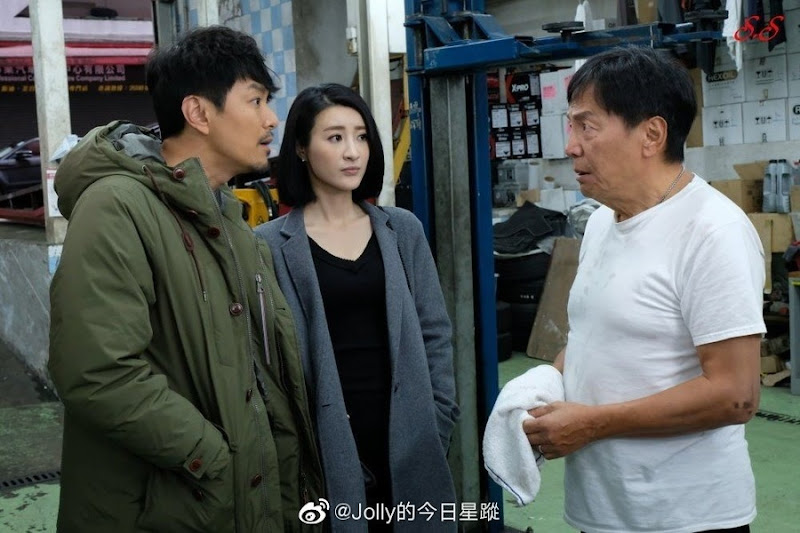 Our Unwinding Ethos Hong Kong Drama