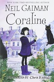 Coraline (Copertina versione illustrata da Riddell)