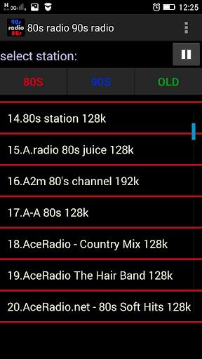 80無線電台90