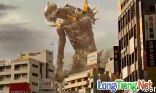 Xem Phim Chiến Binh Khổng Lồ Xuất Hiện Ở Tokyo - Giant God Warrior Appears In Tokyo - phimtm.com - Ảnh 1