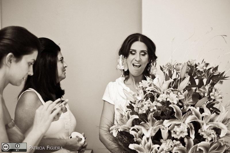 Foto de casamento 0022pb de Beatriz e Leonardo. Marcações: 23/04/2011, Casamento Beatriz e Leonardo, Rio de Janeiro.