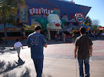 first stop....krustyland!