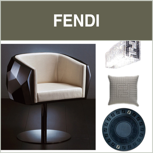 LINEA CASA / HOME COLLECTION - FENDI