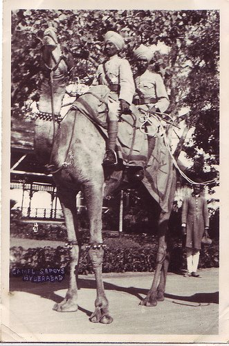 Mounted Police Hyderabad
