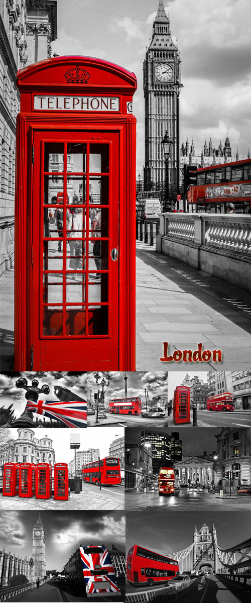 Stock Photo: London 5