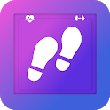 Step Counter-Pedometer With Calorie Counter & Bmi icon