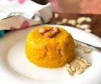 Mango Kesari Sweet Recipe