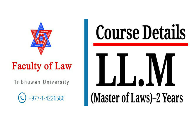 Course Details: LL.M(Master of Laws)– 2 Years