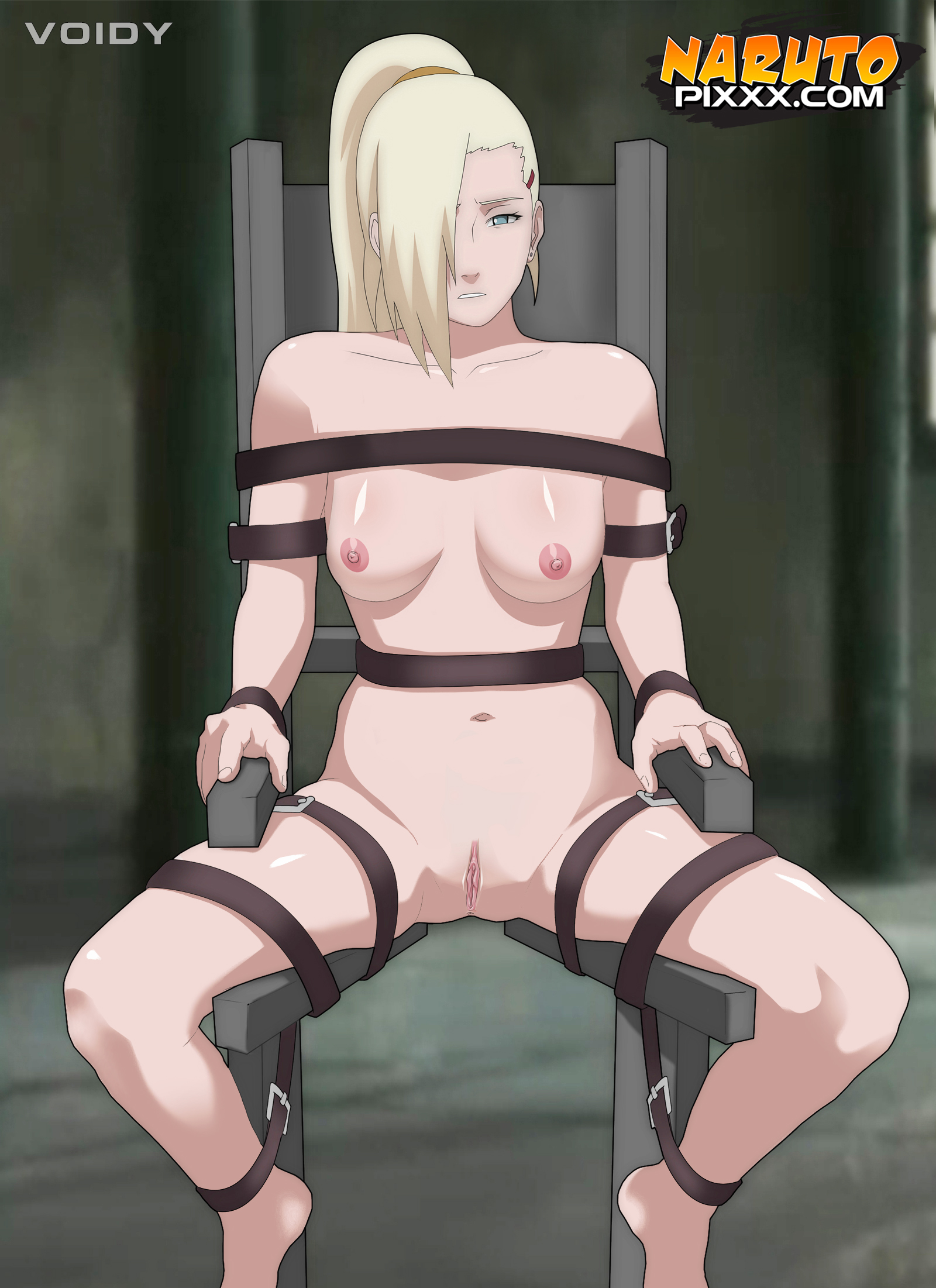 Nipples hentai naruto ino such