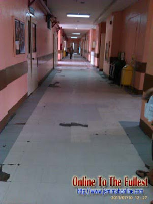 tondo general hospital hallway
