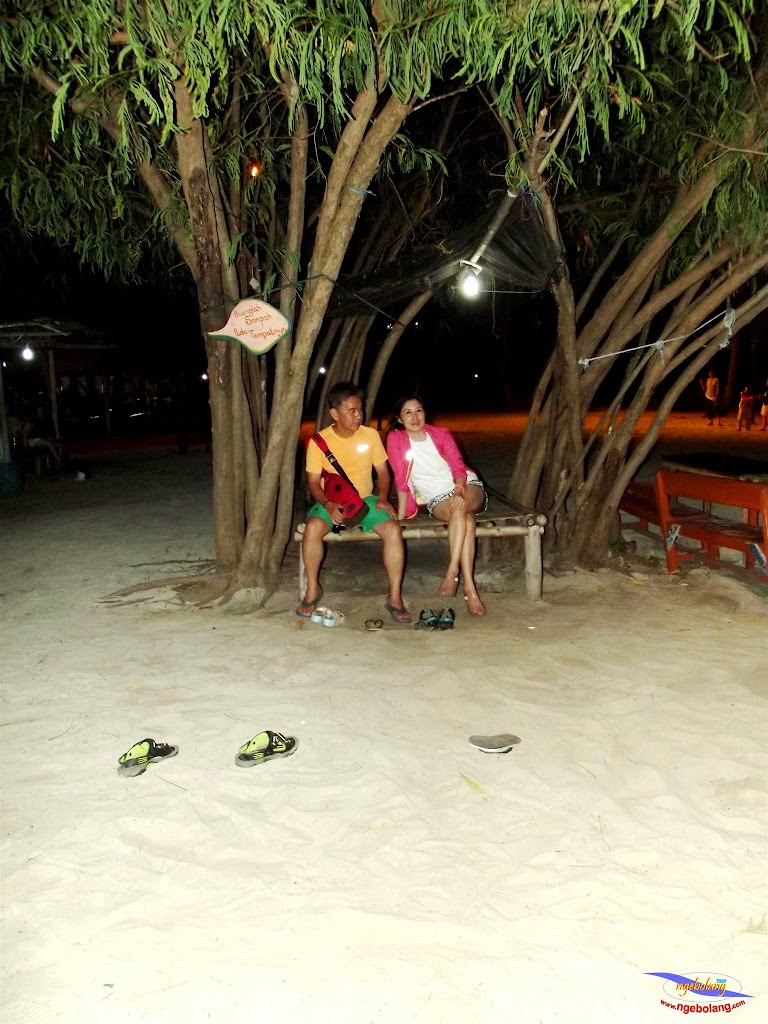 family trip pulau pari 140716 Fuji 105