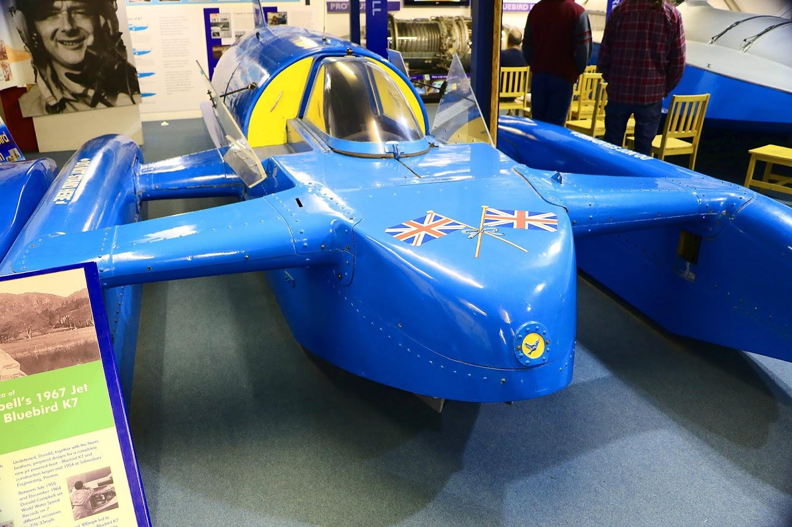 Donald Campbells 1967 Jet Hydroplane Bluebird K7.jpg