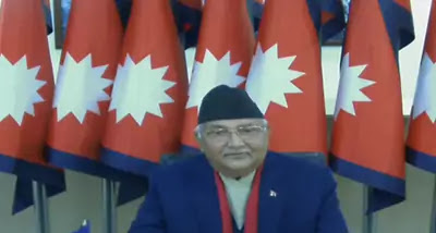 Prime Minister K.P. Sharma Oli