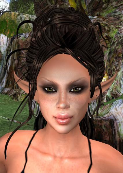 Beauty, Elven Girls 2