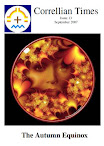 Issue 13 September 2007 The Autumn Equinox