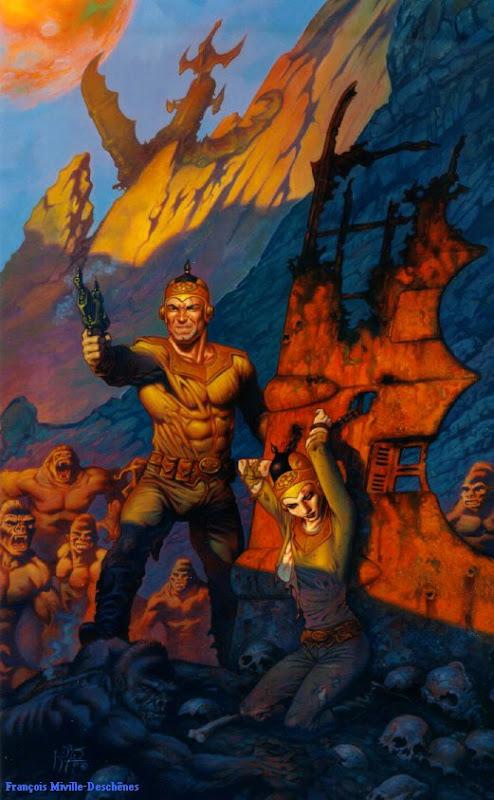 Nishan, Magick Warriors 3