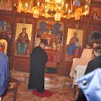 Литургија и крштење- Митрополит Амфилохије манастир Острог