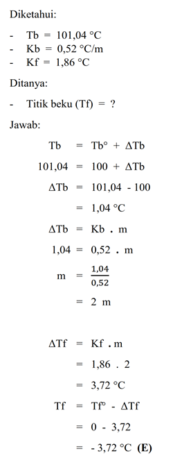 Contoh Soal Dan Pembahasan Uas Kimia Kelas 12 Semester 1 Chemistry Is Fun