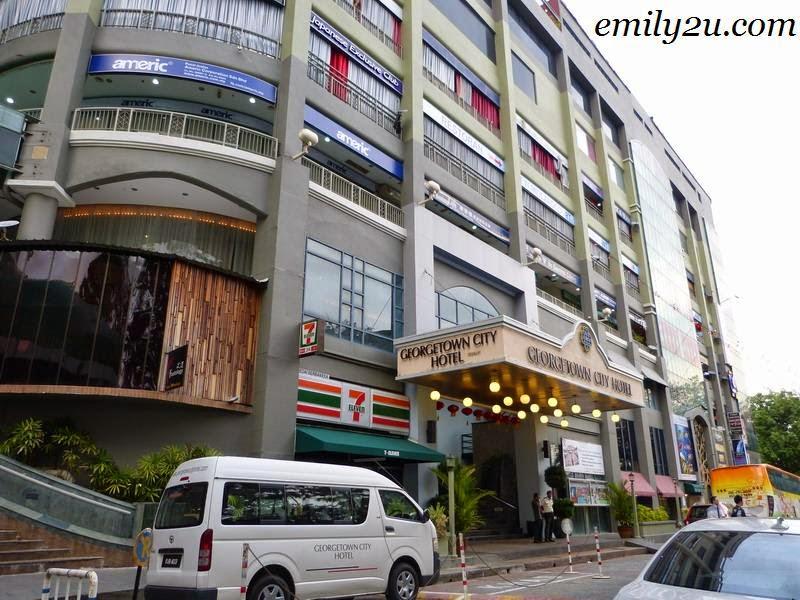 Georgetown City Hotel Penang