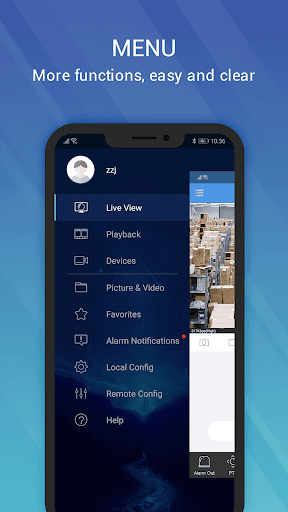 EZView 2.19.4 screenshots 2