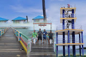Dilengkapi Menara Pandang, Pulau Indo Destinasi Wisata di Mubar Kini Digandrungi Para Pelancong