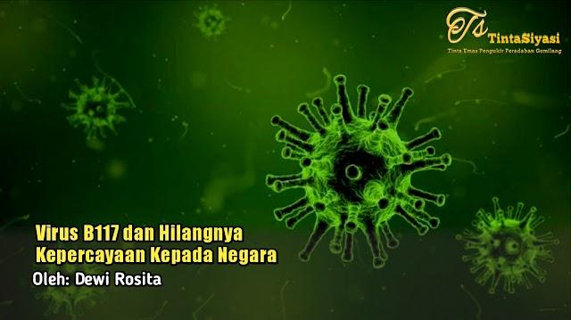 Virus B117 dan Hilangnya Kepercayaan kepada Negara