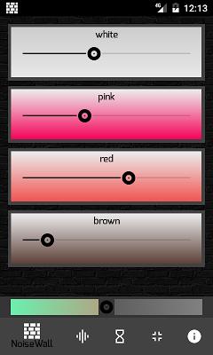 Noise Wall - Block Noise - screenshot