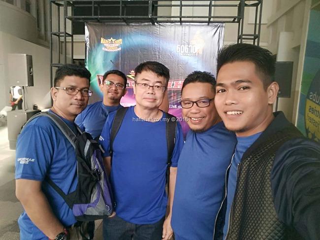 Percutian Ke Bandung, Indonesia–Day 2