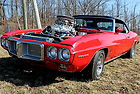 1969 Pontiac Firebird Base Convertible 2-Door 572 MOTOR 912 HP